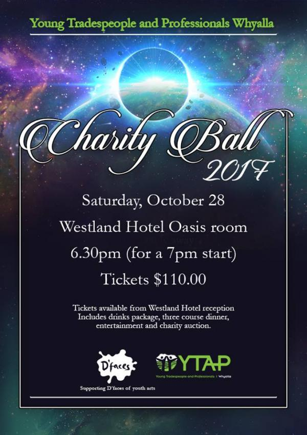 YTAP Charity Ball